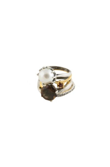 Iosselliani Iconic Ring Set