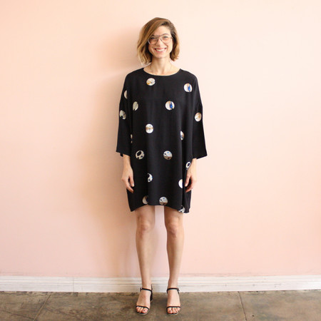 R/H Square dress