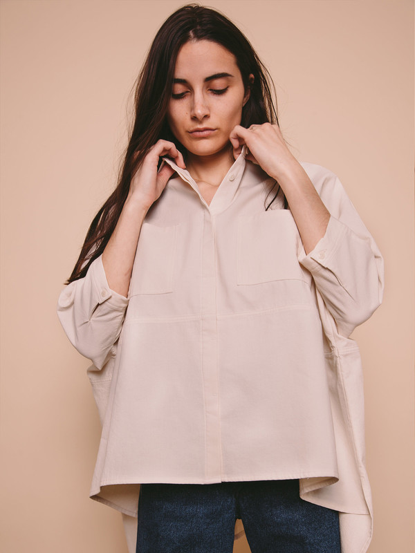 NEUL Wide Shirt