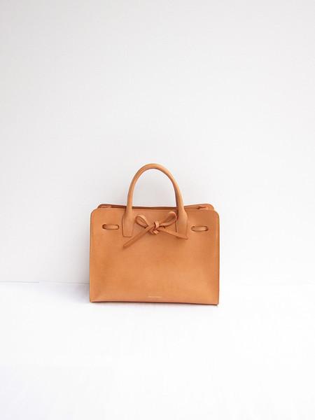 Mansur Gavriel Mini Sun Bag, Cammello