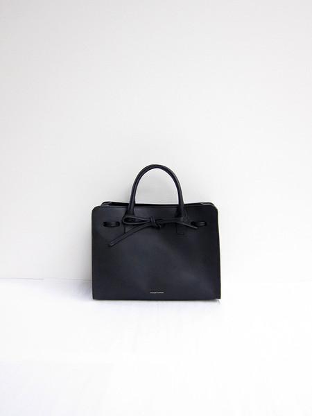 Mansur Gavriel Mini Sun Bag, Black