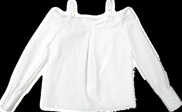 UNIFORME Jenna Off Shoulder Shirt