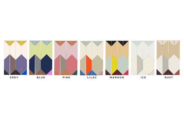 SHAPES RUGS (VARIOUS COLORS & SIZES)