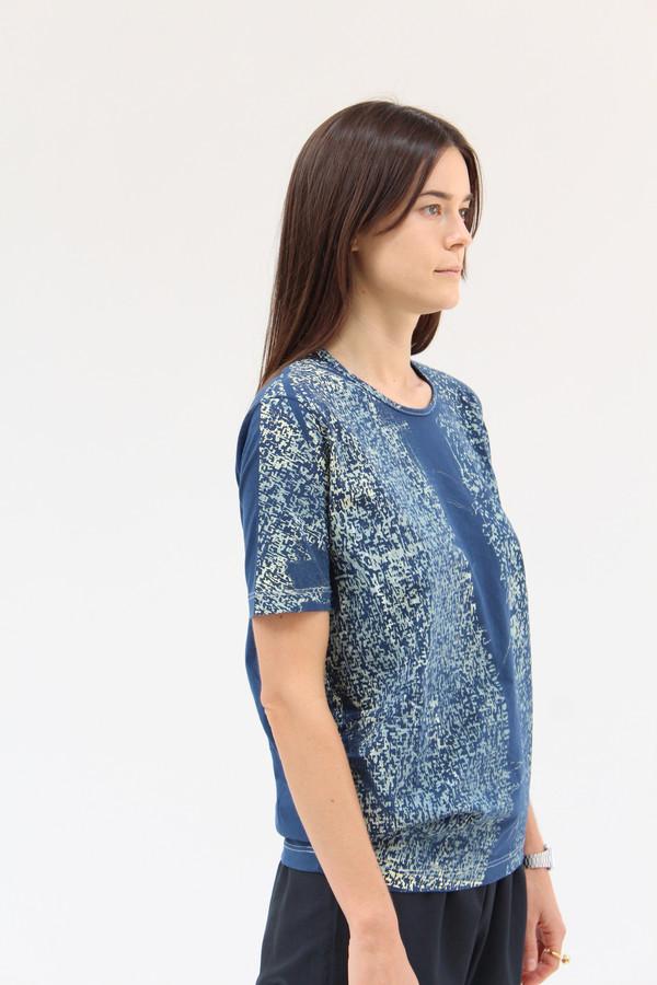 Anntian Edgy T Shirt Indigo