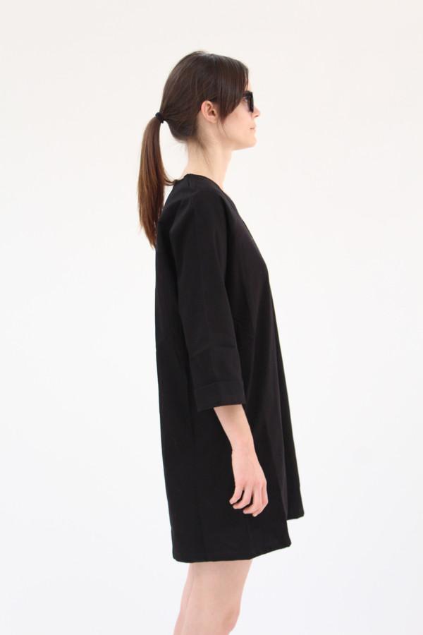 Kowtow Introduction Dress Black