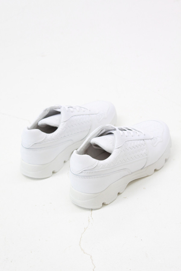 Mercer Sneakers Wooster White
