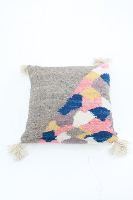 MINNA Woven Pillow Split