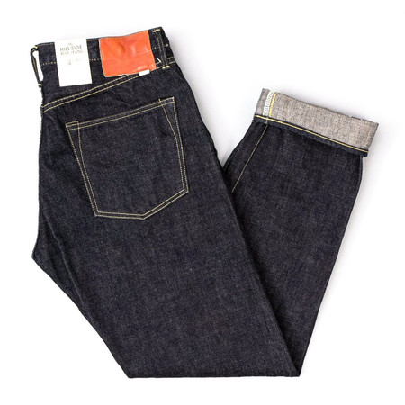 Men's The Hill-Side 14oz Okayama Selvedge Denim