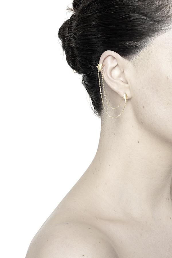 Maria Black D'Arling Earring & Cuff