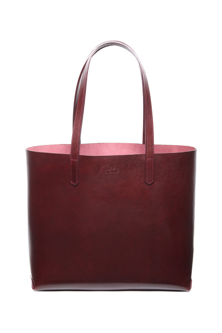 The Stowe Mini Katie Tote - Bordeaux