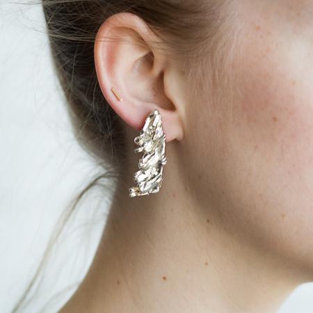 Mirit Weinstock Party Ornament Single Earring