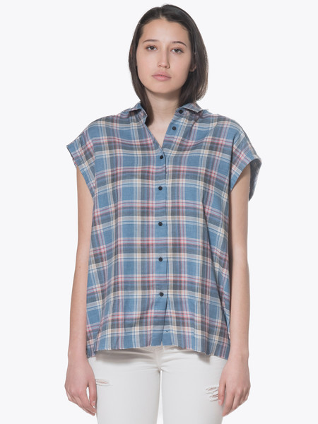 IRO Dally Button Front Shirt