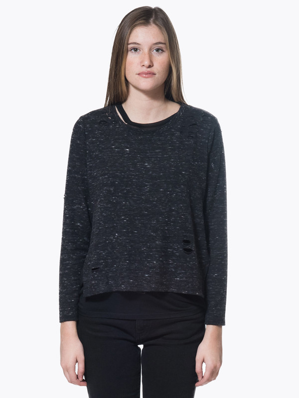 Generation Love Eliza Double Layer Top