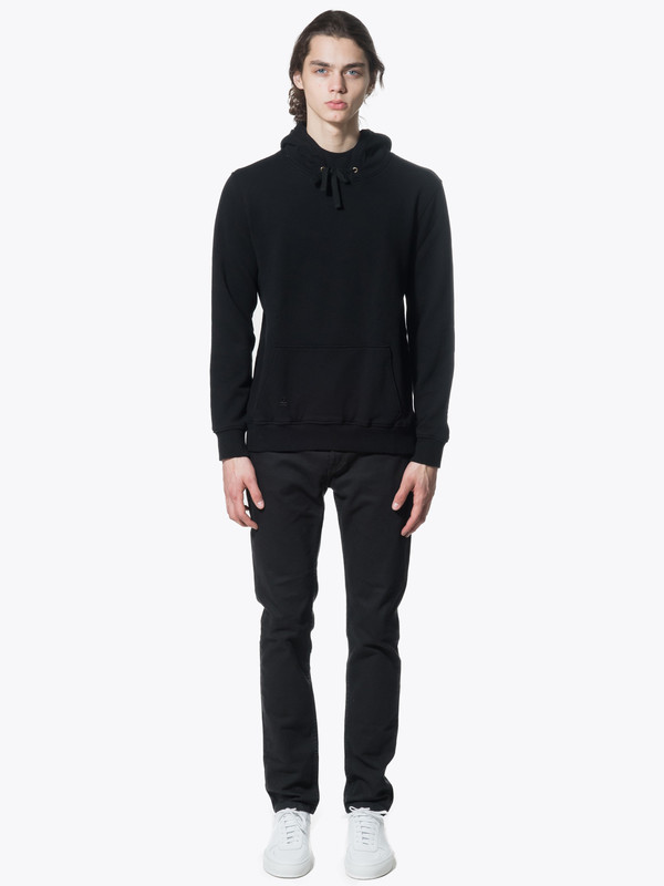 Men's Robert Geller Hooded Sweatshirt