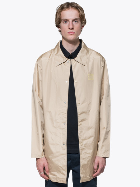 Men's Stussy Long Coach Jacket