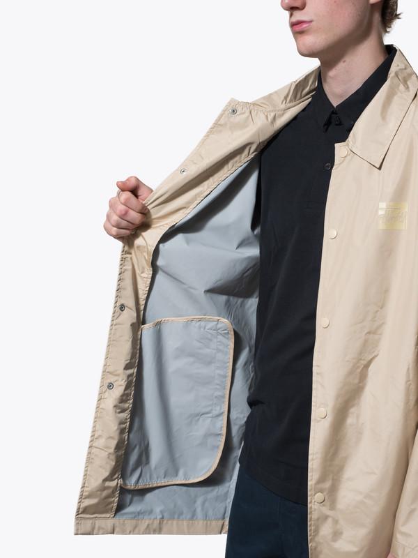 Men's Stussy Long Coach Jacket