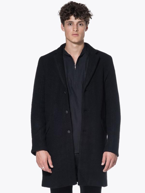 Sherpa Wool Topcoat