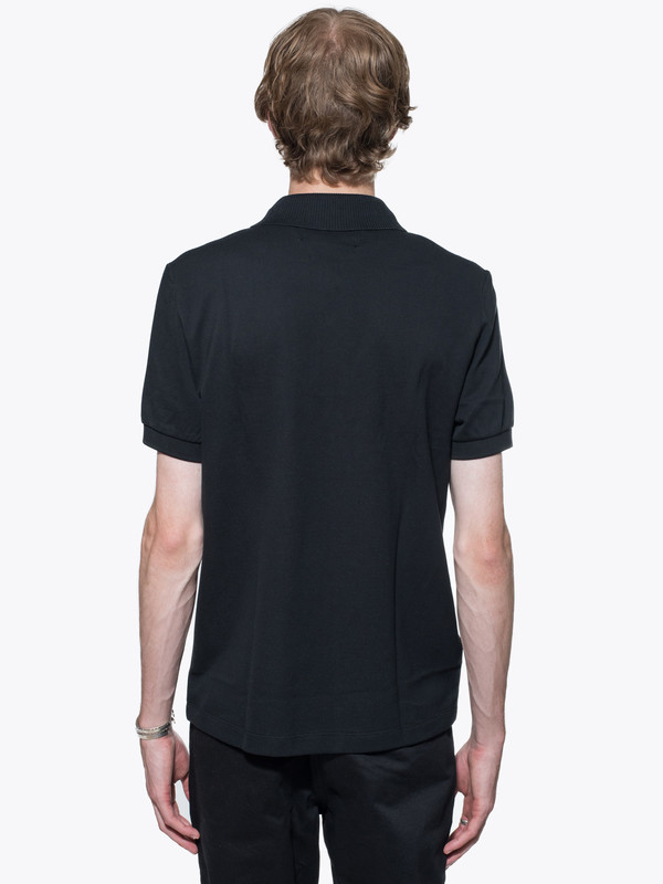 Men's Raf Simons X Fred Perry Shirt with Block Tipping