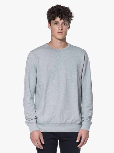 Men's Wings + Horns Terry Crewneck