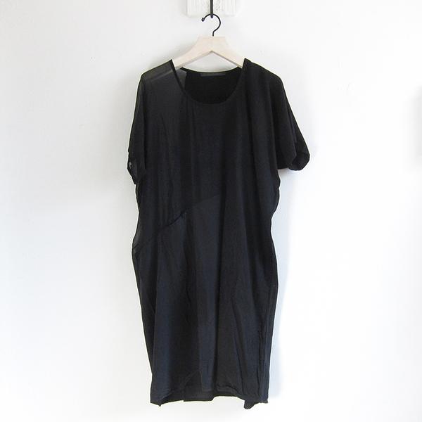 Elsa Esturgie Pina dress - black