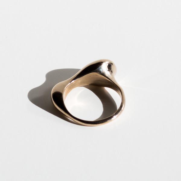 Faris Rest Ring Bronze