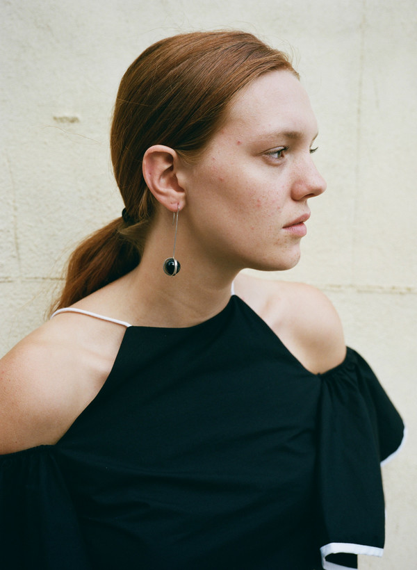 Luz Ortiz Drop Earrings