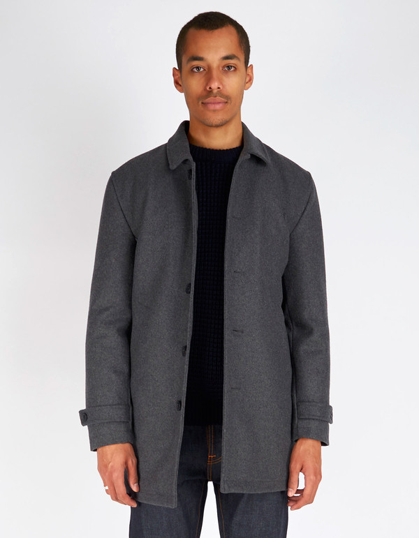 Men's Minimum Jenkings Outerwear Grey Melange