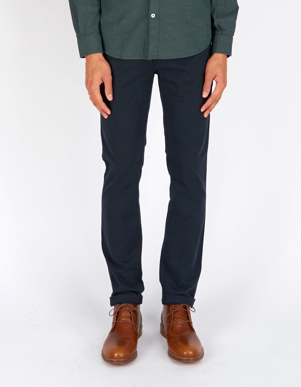 Men's No Nationality Marco Chino Navy
