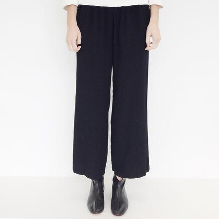 Johan Vintage Black Drawstring Pant