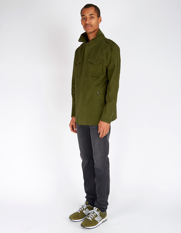 Men's Neuw Utility Jacket Military