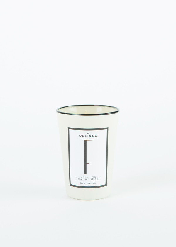 Atelier Oblique F: A Feeling That We Share Candle