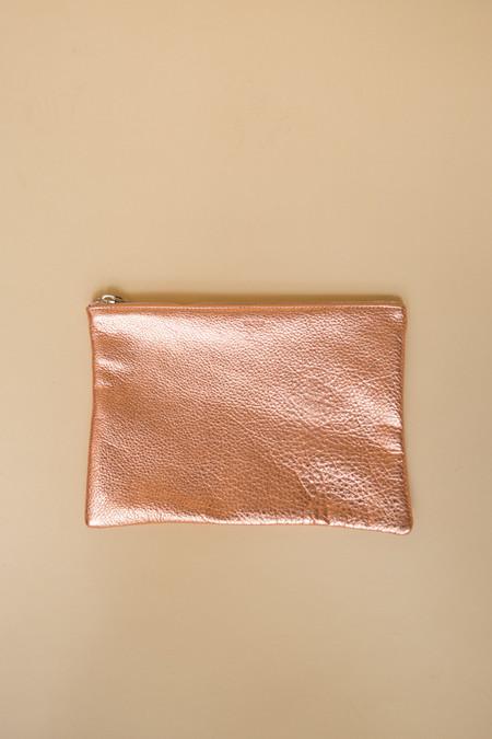 BAGGU Flat Pouch Medium / Copper