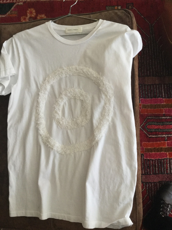 Corell Correll Two Circle T Shirt