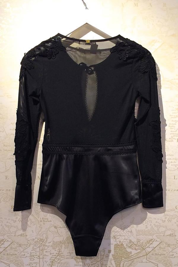 For Love & Lemons 'Soliana' Bodysuit