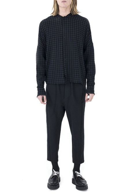 Men's Chapter Frit Plaid Shirt - OD Plaid