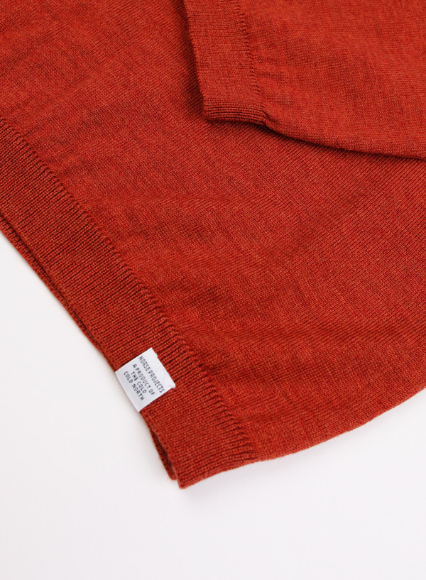 Norse Projects Sigfred Merino - Pure Umber