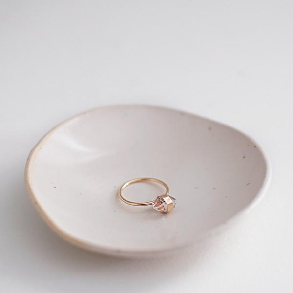 Onata HERKIMER DIAMOND RING