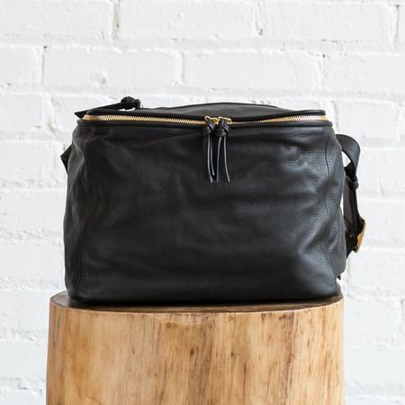 Kempton & Co Rough Night Handbag w/horn