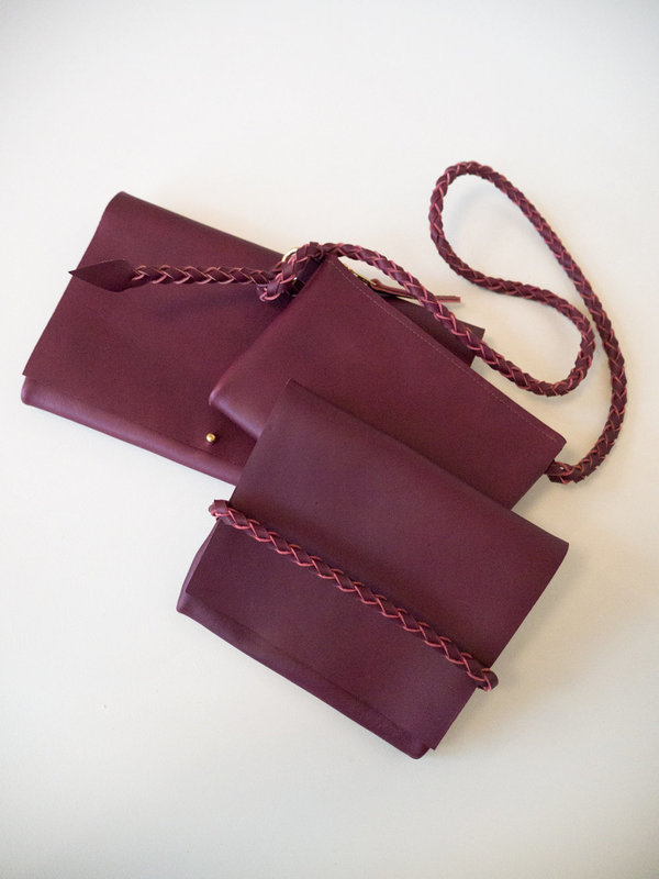 ARA Handbags Smalls Fold Over Clutch