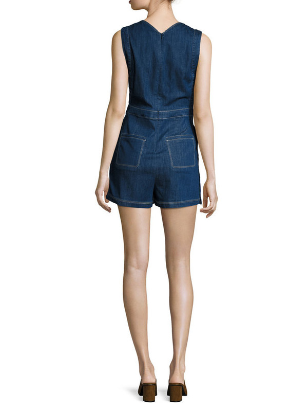 Cosette Taylor Denim Jumpsuit