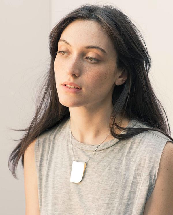 Minoux Jewelry Shift Necklace