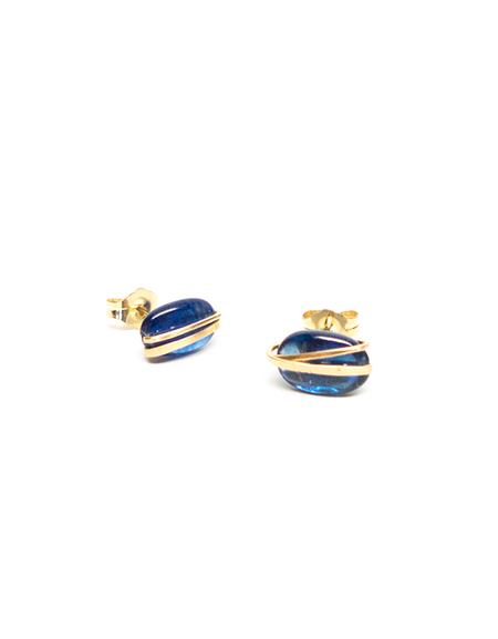 Mary Macgill Kyanite Stud Earrings