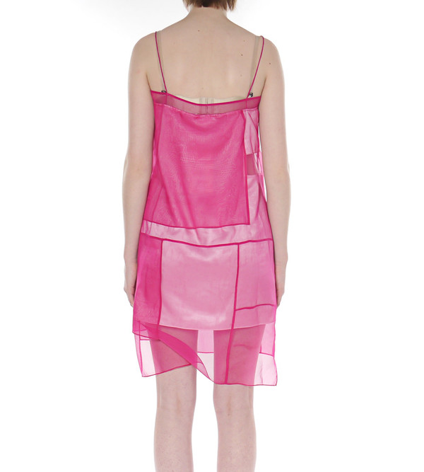 Helmut Lang Organza Dress