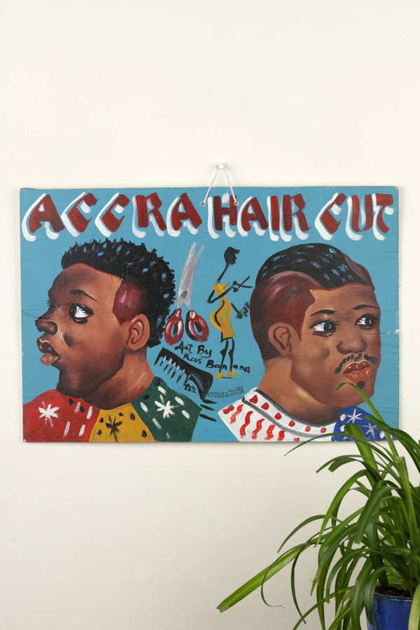 Osei-Duro Barbering sign #6