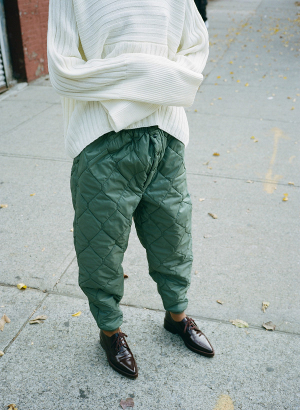 Sincerely, Tommy Vintage Quilted Pants