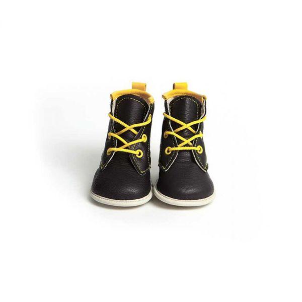 Little Lulu's Black Oscar Tall Boots