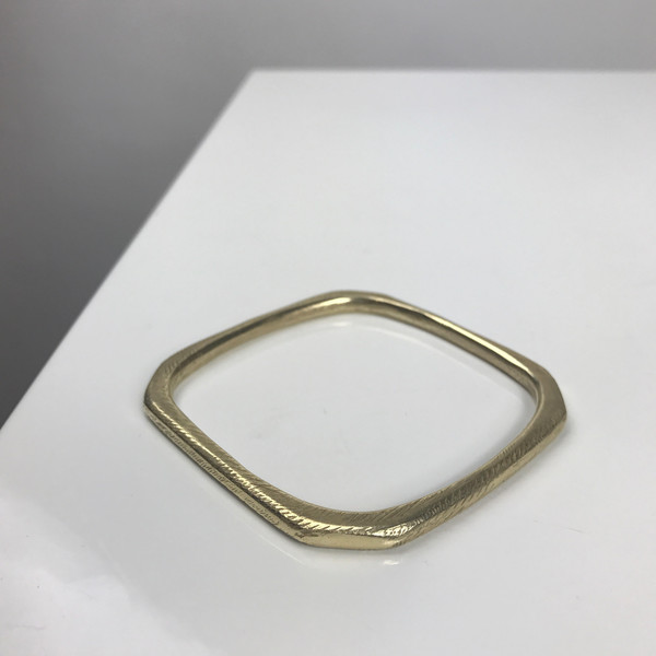 Mercurial NYC Squared Off Bangle