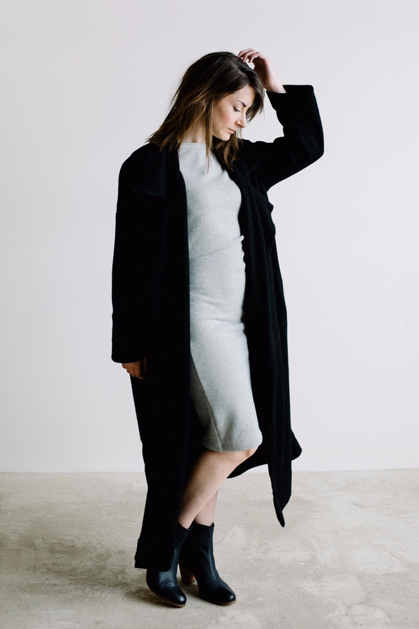 Hackwith Design House Oversized Coat