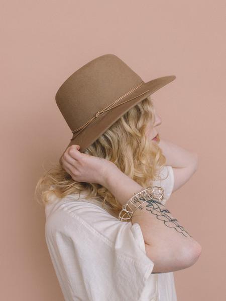Brookes Boswell Jackson Felt Hat