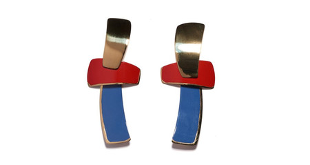 Lizzie Fortunato Ernesto Earrings